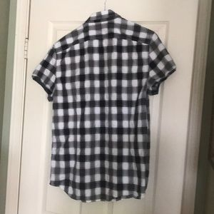 Kenneth Cole Shirts - Kenneth Cole Checkers button up